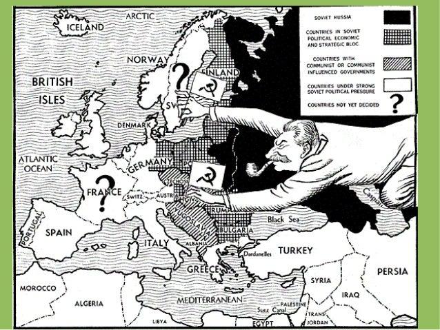 Truman doctrine marshall plan essay