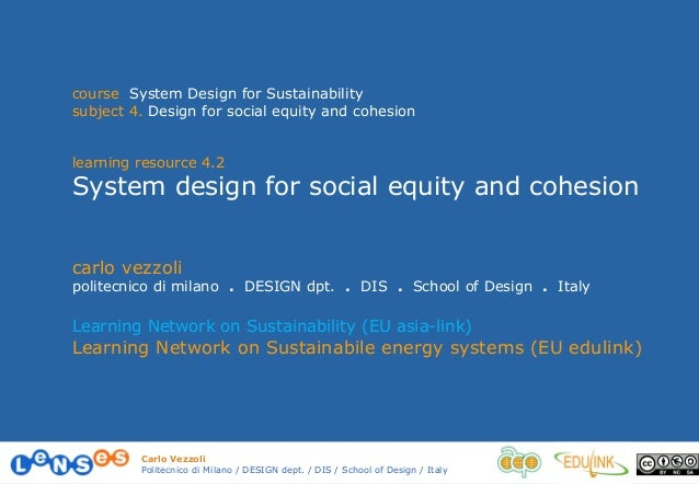 4.2 system design for social equity vezzoli 13-14 (27)