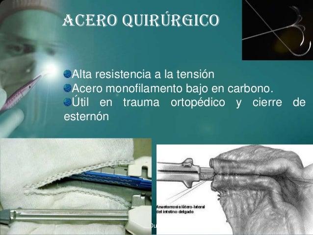 Acero Quirúrgico 25/04/2014