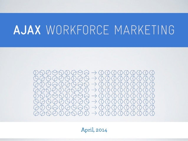Ajax Workforce Marketing (Simplified Offerings)