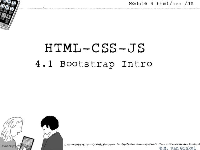 4.1 bootstrap intro