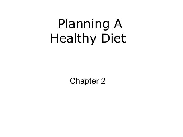Make your own diet plan by using food paramyd