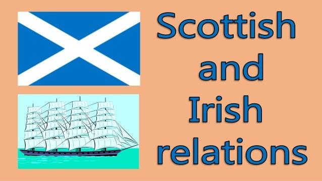 4. scottish irish relations