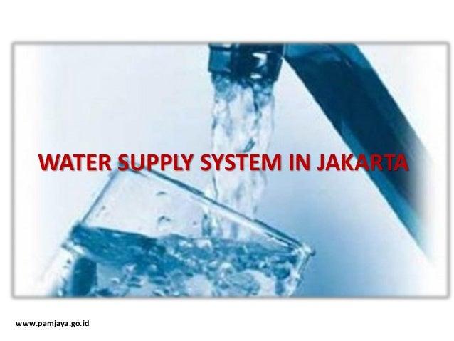 [Waterworks] City Presentation - Jakarta(Indonesia)