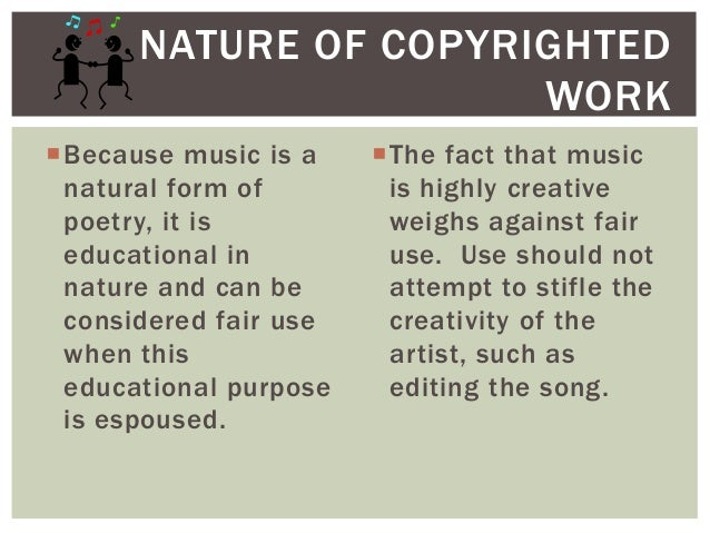 Assignment copyright