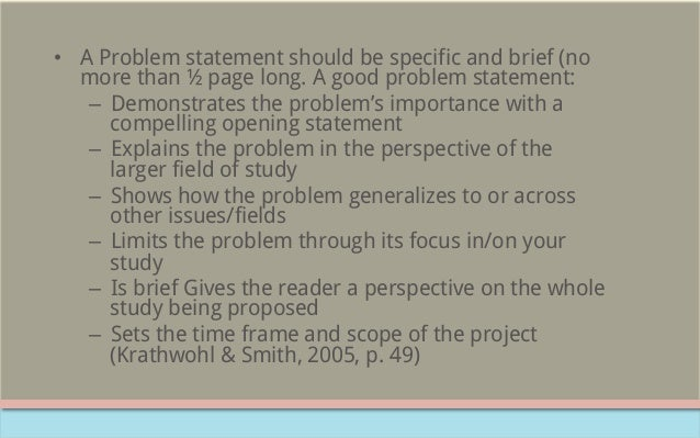 thesis statement about interviews