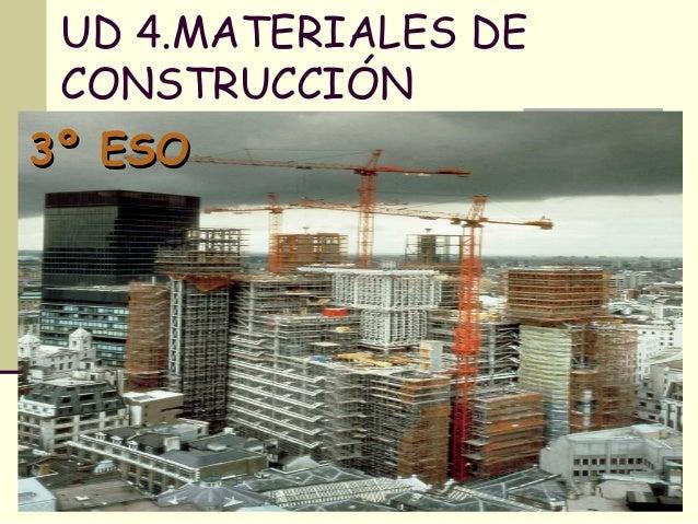 De - Materiales de construcion ...