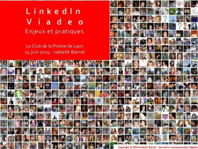 Copyright © 2014 Isabelle Barnel – Conseil en communication Stratégie Les Réseaux Sociaux T w i t t e r Enjeux et pratique...
