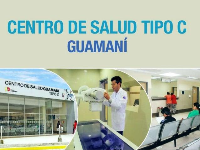 Centro de salud tipo c guaman - Centro de salud aravaca ...