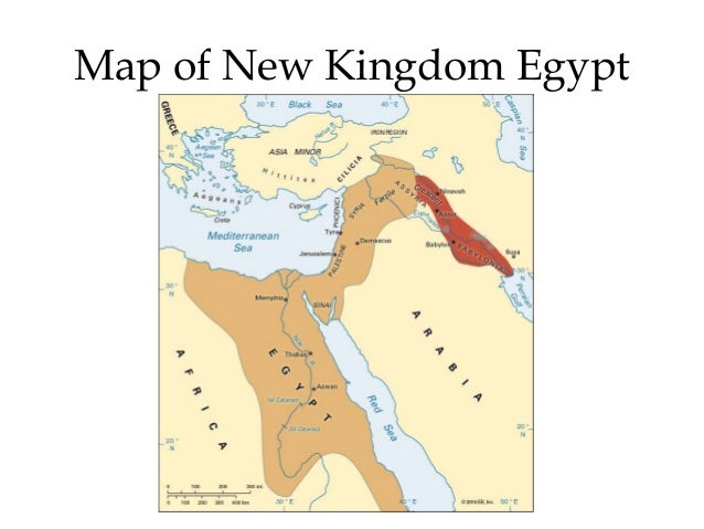 the new kingdom egypt United under pharaoh ahmose i 1550-1070 bc included the 18th to the 20th dynasty capitol was thebes imperial age new empire expansion period.