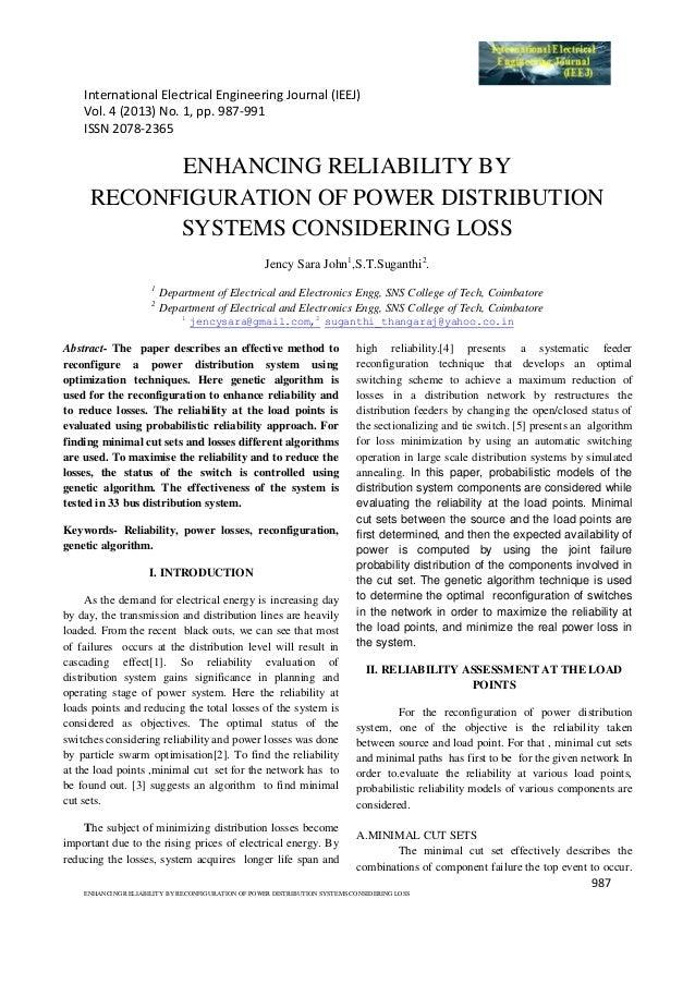 Reliability Module Guide - GridLAB-D Wiki