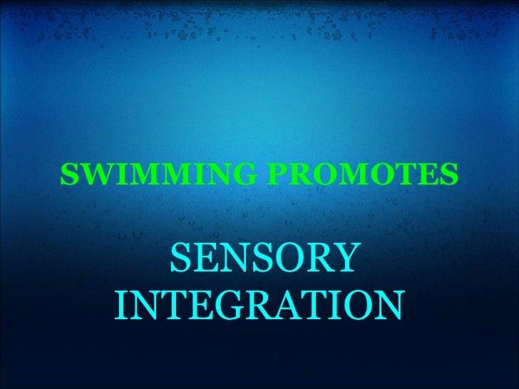 "Lana Whitehead ""Swimming Promotes Sensory Integration"" Adapted Aquatics Conference 2012"
