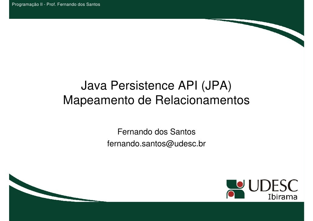 4 2-jpa-relacionamentos-one-to-many