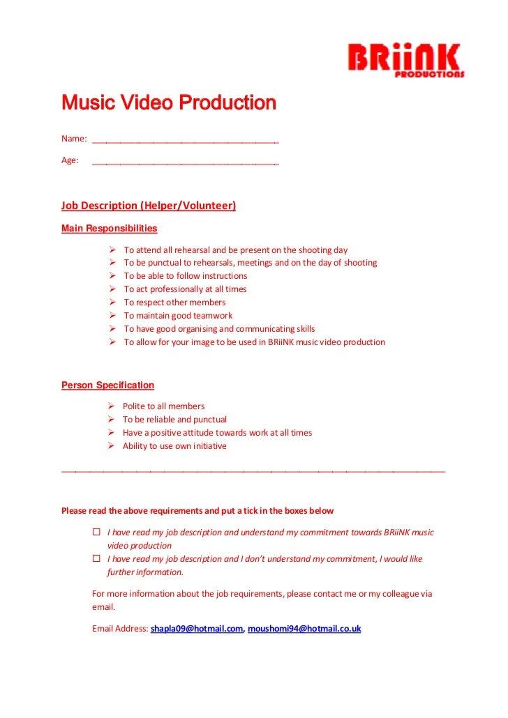 4.2 Job Description