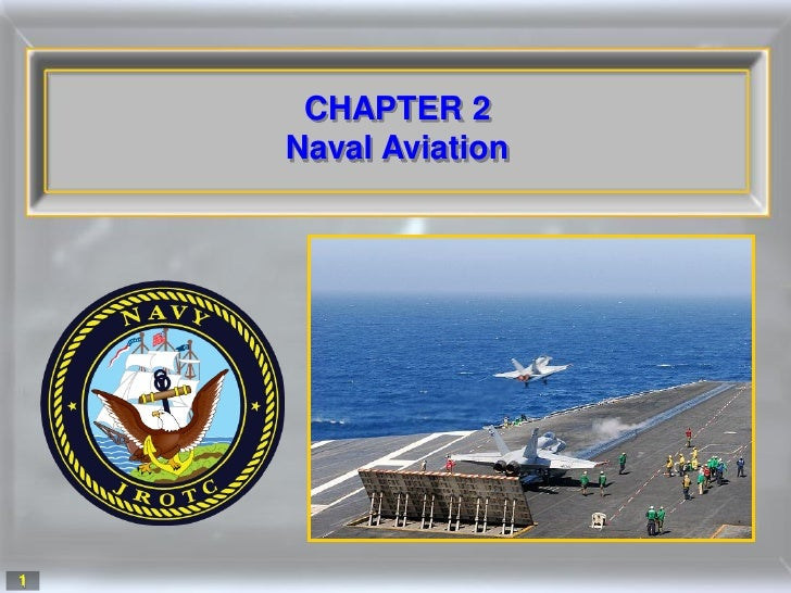 CHAPTER 2     Naval Aviation     1