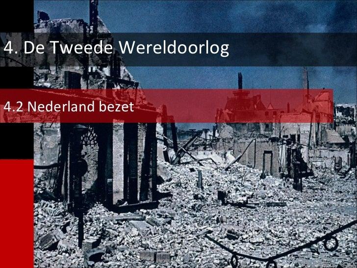 Nederland in wo2, Door Arjen Diepenhorst