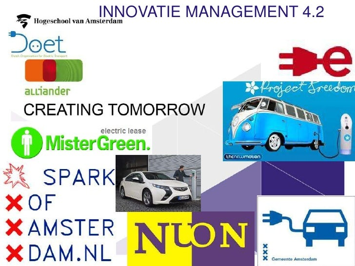 1<br />Innovatie management 4.2<br />