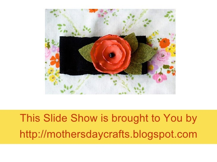 There Are Endless Possibilities For A Fun Mothers Day Idea