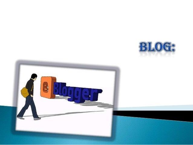  Que es un blog: Como crear un blog(paso 1) paso 2 presentado por