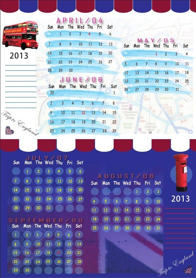 2013桌曆02