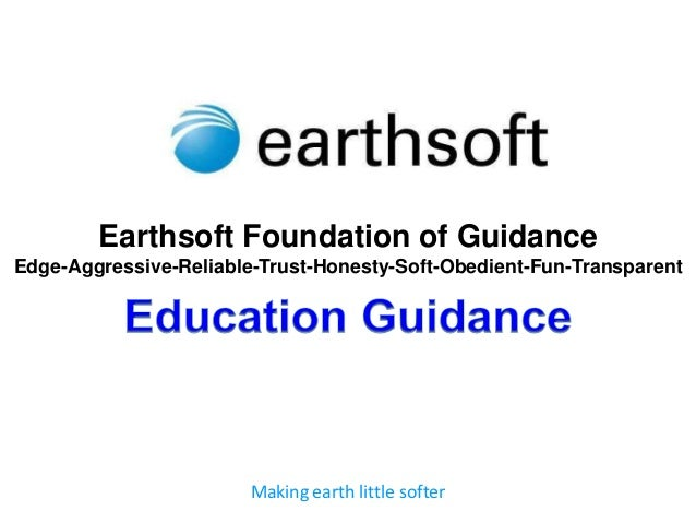 4 a-earthsoft-education guidance-part 1