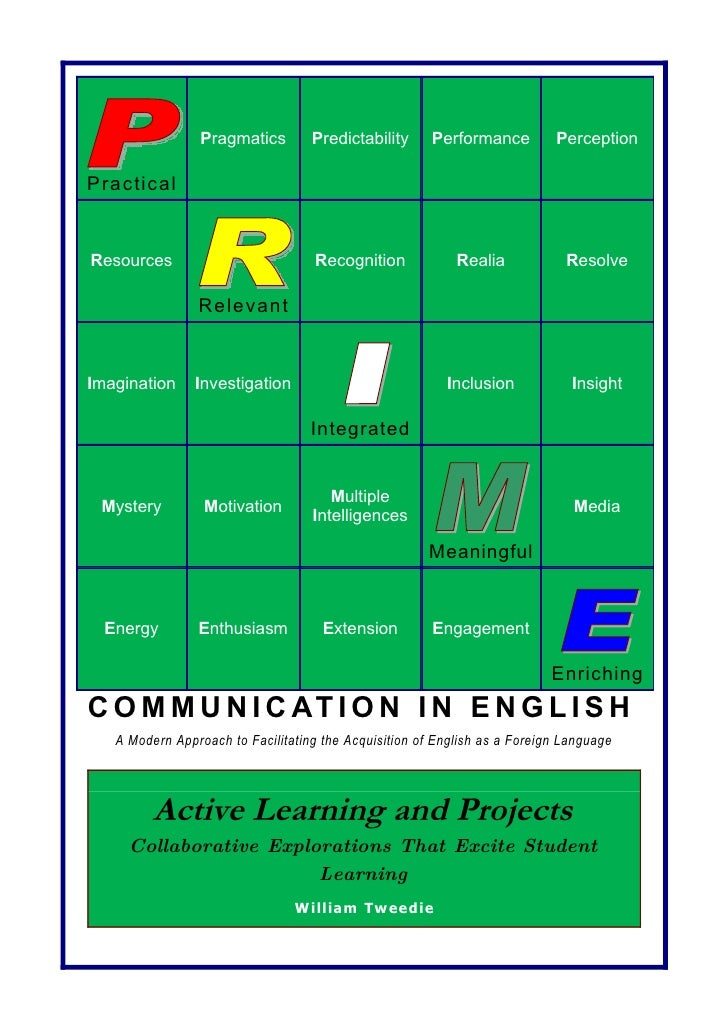 4   Active Learning and Projects Course Resource Book