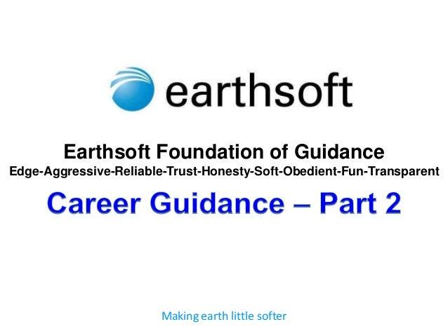 4 b-earthsoft-career guidance-part 2
