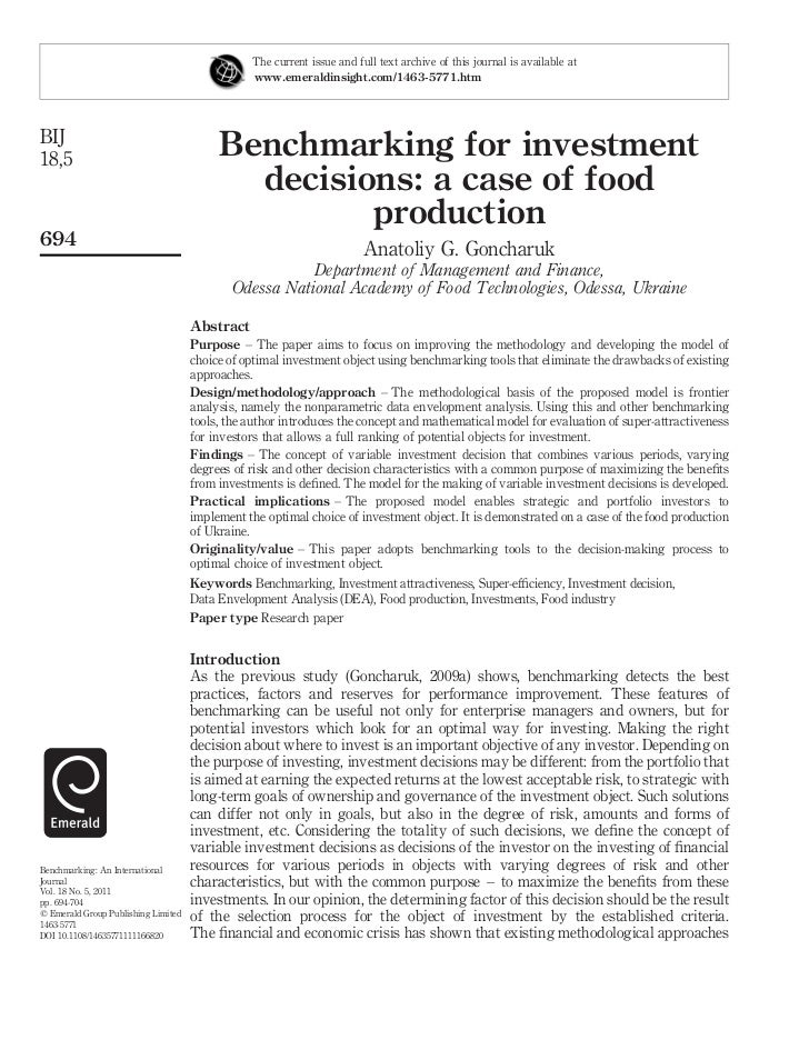 The current issue and full text archive of this journal is available at                                                www...