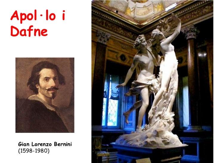 4.Bernini: Apol·lo i Dafne