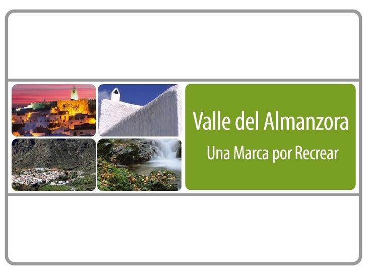 Conferencia sobre las dificultades de consolidación de la marca Valle del Almanzora
