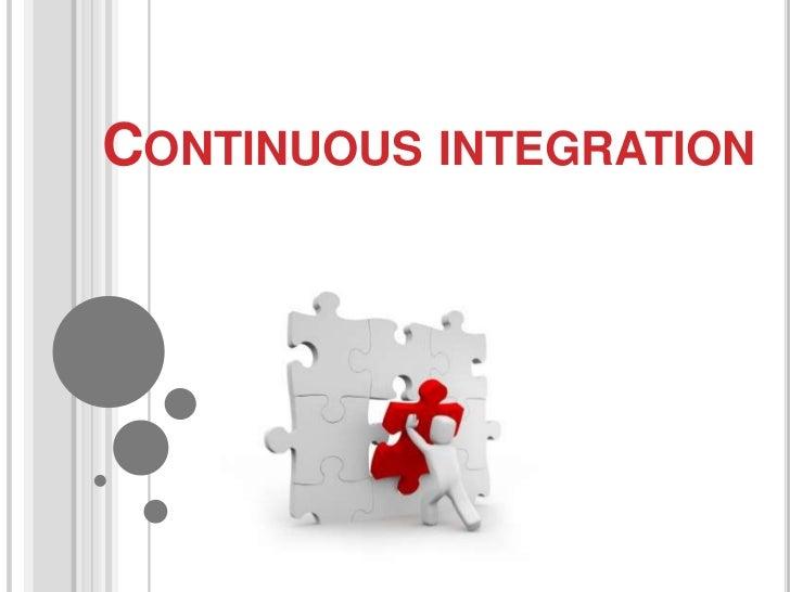 03 - Continuous Integration