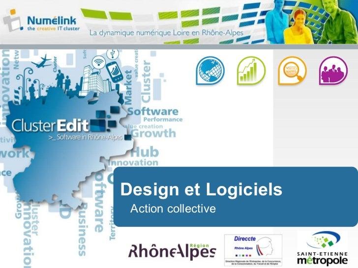 Design et Logiciels Action collective