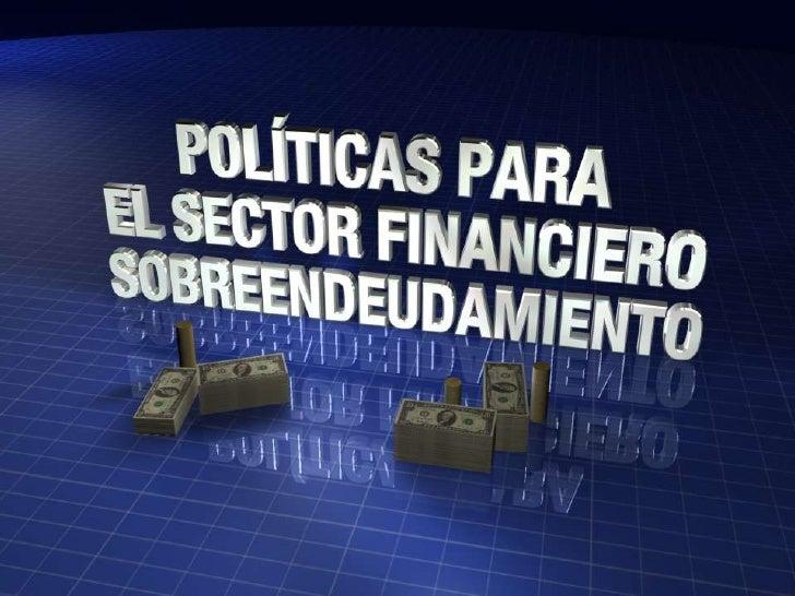 Gobierno preocupado por sobreendeudamiento en Ecuador (PRESENTACIÓN)