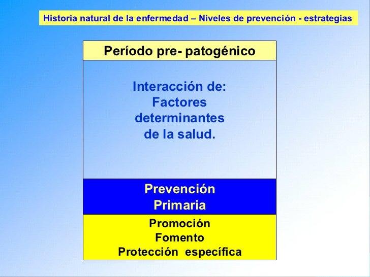 4. factores determinantes de la salud