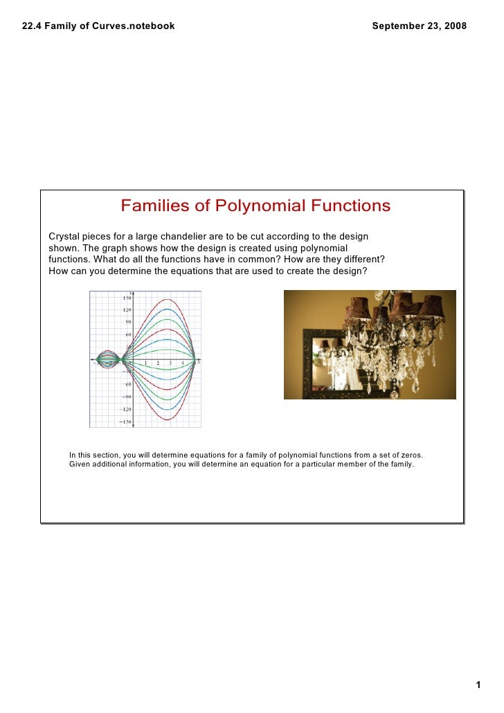 4.  Family Of Curves pdf format