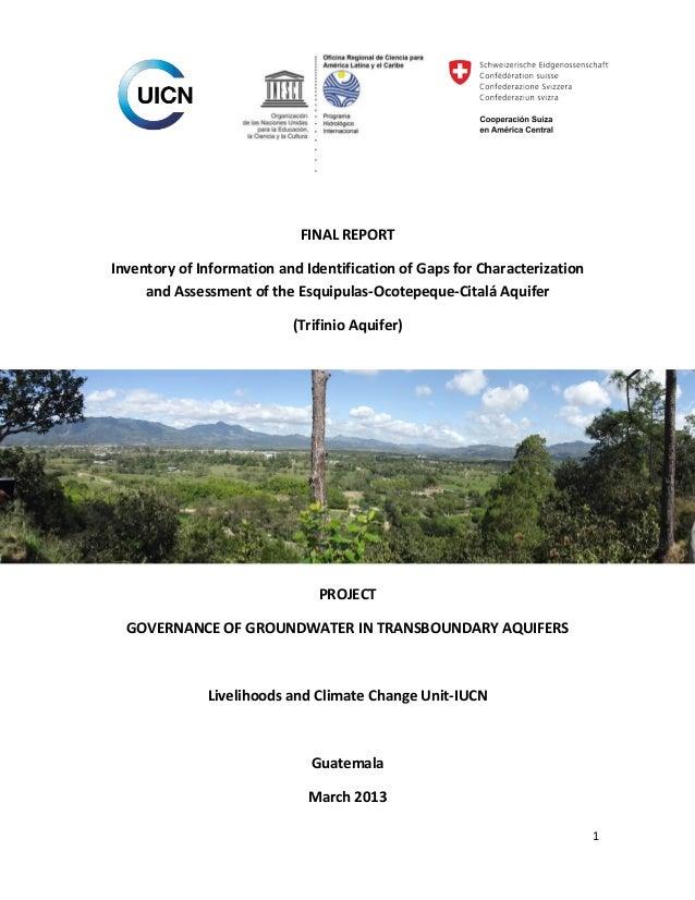 final report consultancies trifinio(en)
