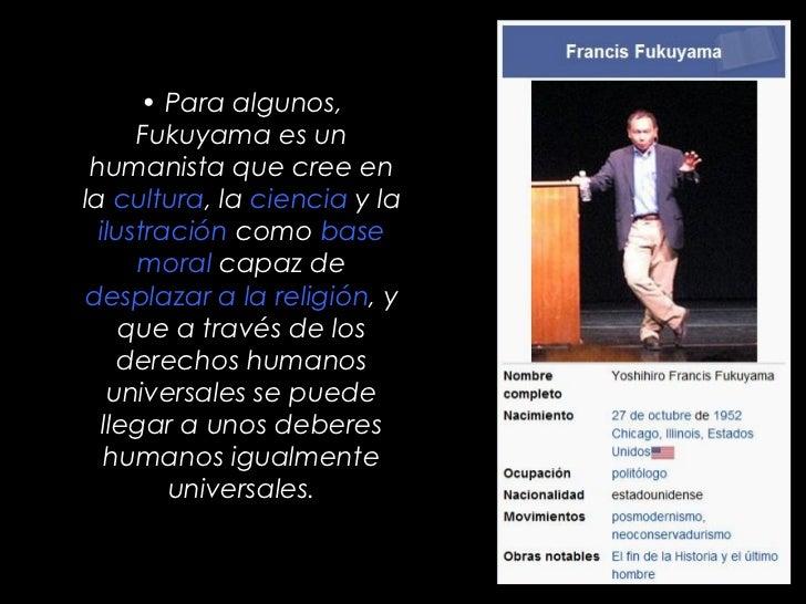 El Fin De La Historia Francis Fukuyama border=