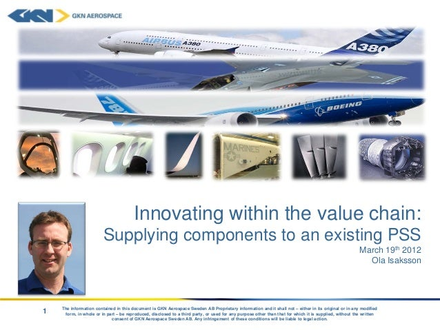 The information contained in this document is GKN Aerospace Sweden AB Proprietary information and it shall not – either in...