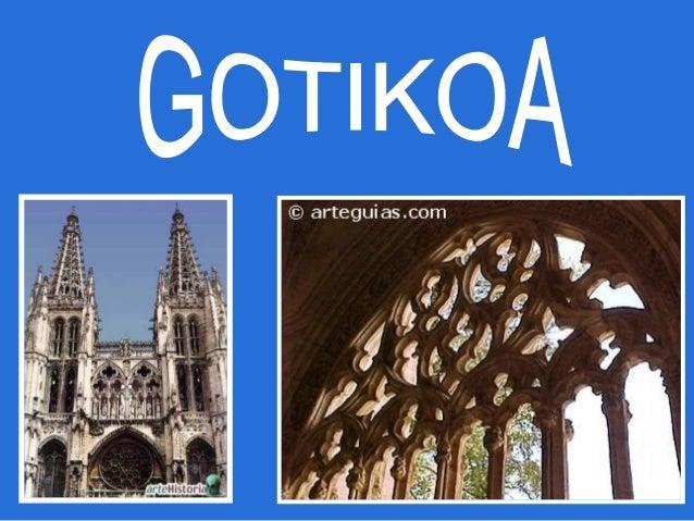 Gotikoa Nafarroan