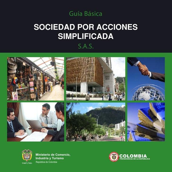 4   guía básica sociedad por acciones simplificada sas