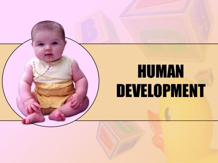 4.human development presentation