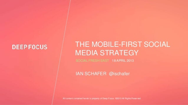 Social Fresh East 2013: Ian Schafer