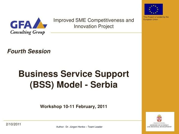 icip workshop business model