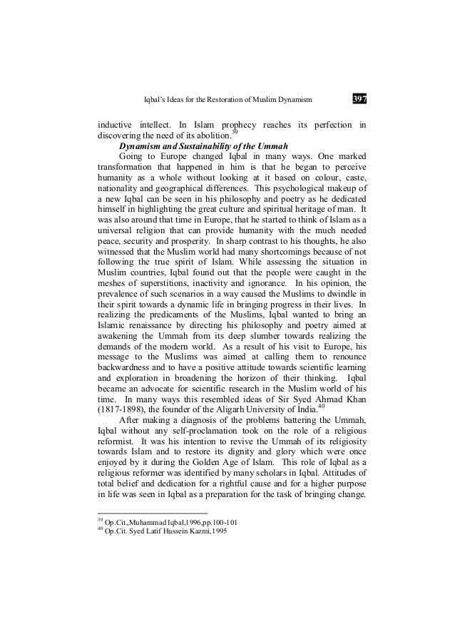 Muslim research paper