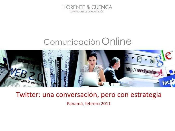 @LisMaldonado @LlorenteyCuenca Panama Twittea