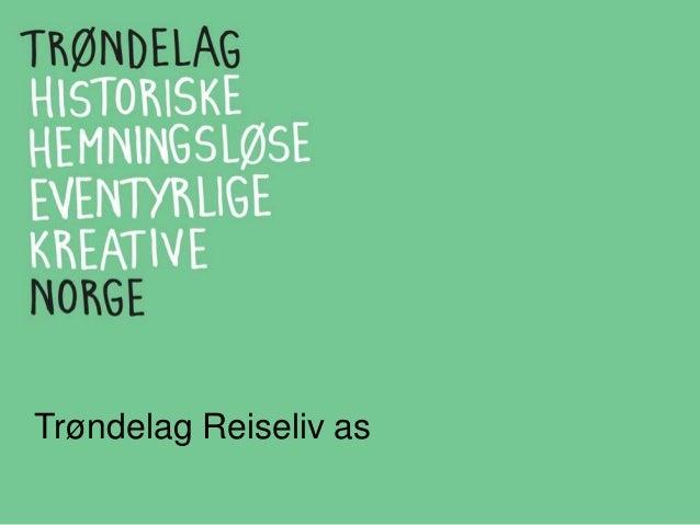 Trøndelag Reiseliv as