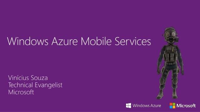 Microsoft Azure Mobile Services