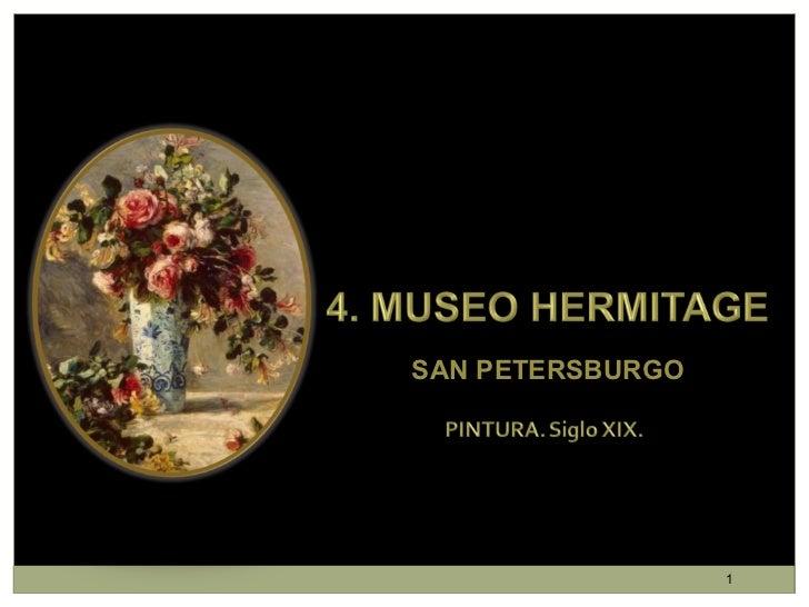 4. Museo Hermitage. Pintura. Siglo XIX (2)