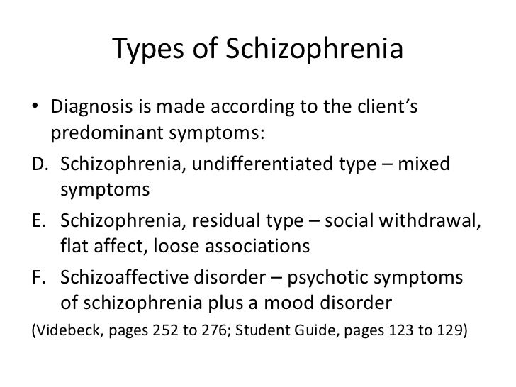 schizophrenia 2 essay Enjoy free essays term paper on schizophrenia term paper on schizophrenia schizophrenia is a complex disorder characterized by hallucinations.