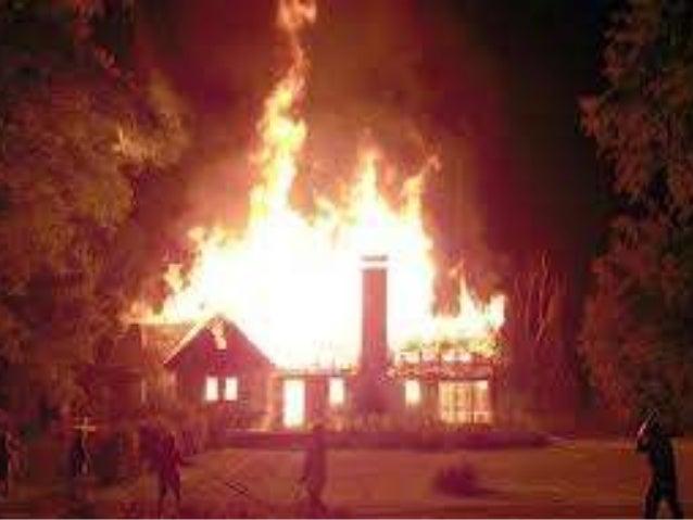 Incendio Casa Patronal de Werner Luchsinger (04 Enero 2013)